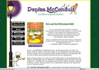 Denise McConduit, Children's Book Author