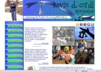 Kevin Cordi, Storyteller